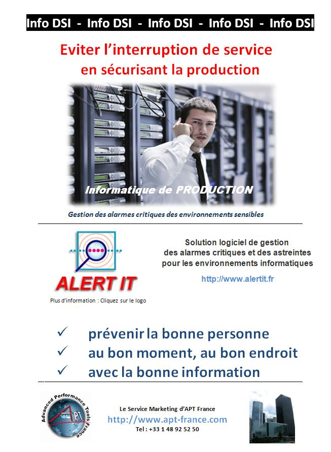 eviter intruption de service securiser production